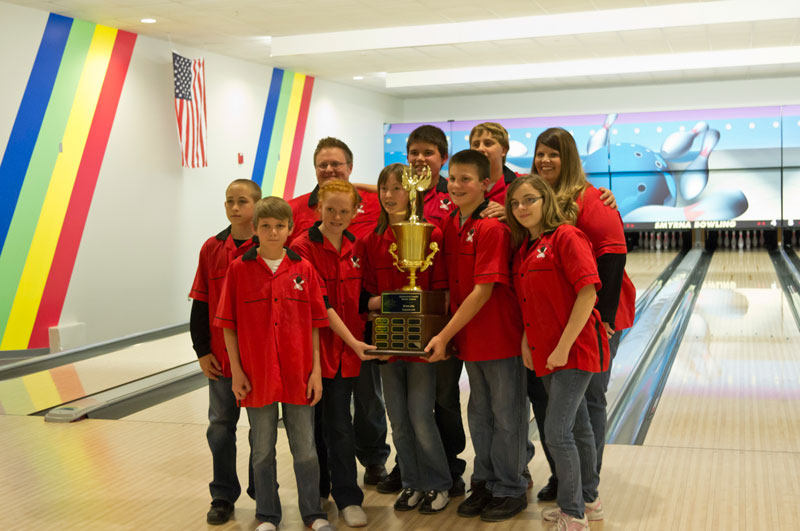 Middle School Champions Crowned « Smyrna Bowling Center | News